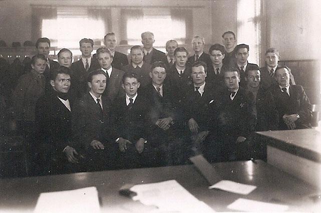 JTN perustamiskokous