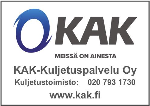 KAK-Kuljetuspalvelu Oy